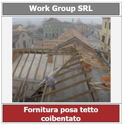 rifacimento tetto coibentato
